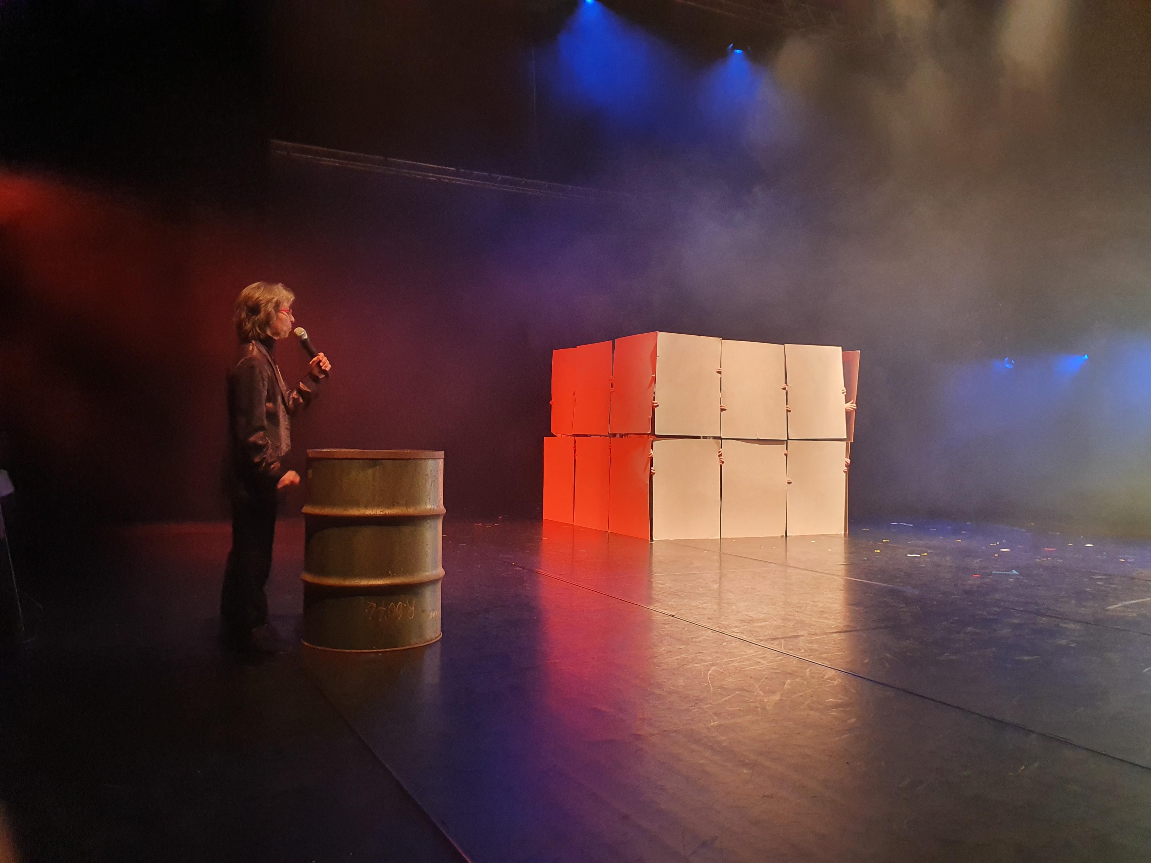 TheaterTotal erhält den CDU-Bürgerpreis